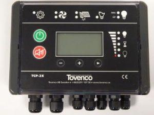 TCP Tovenco Control Panel Image